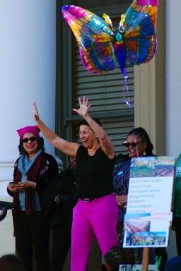 Deaf Advocate Terrylene Sachetti