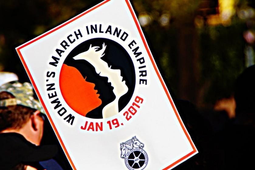 Women's March, I.E.